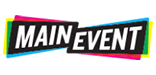 MAIN EVENT ENTERTAINMENT GRAPEVINE LOGO