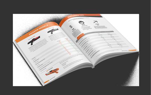 Delta Strike Brochure Graphic