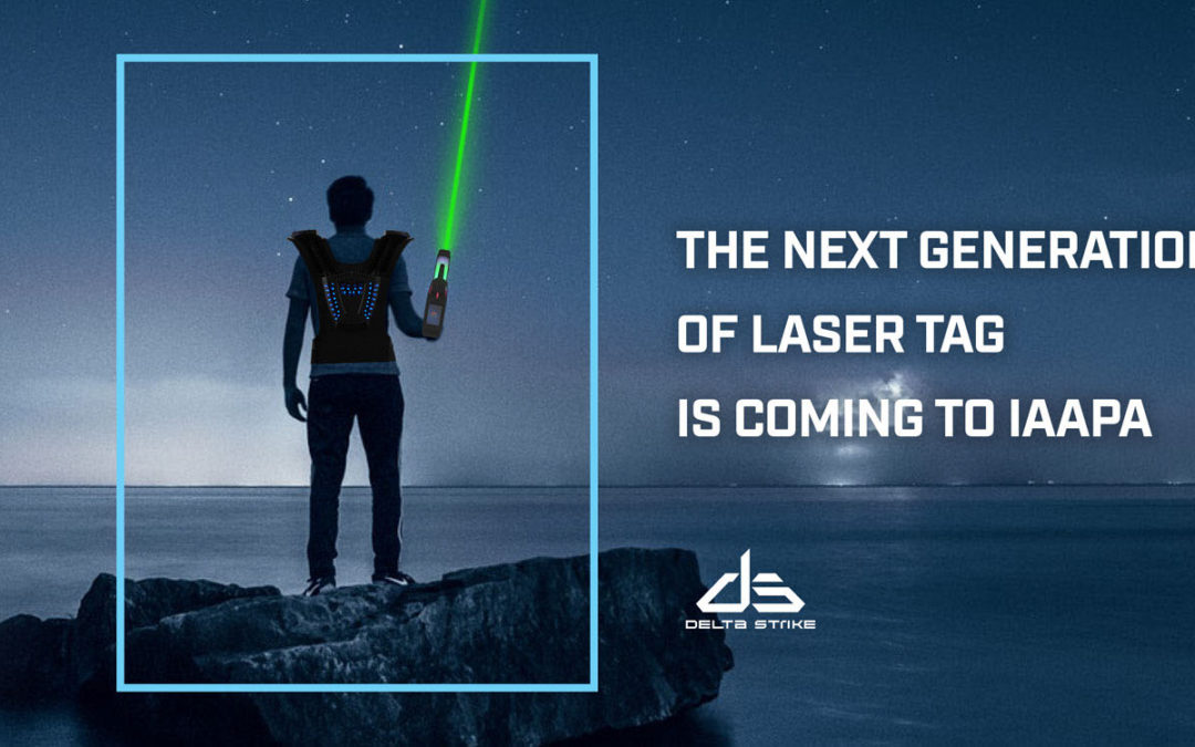 The Next Generation of Laser Tag is Coming to IAAPA
