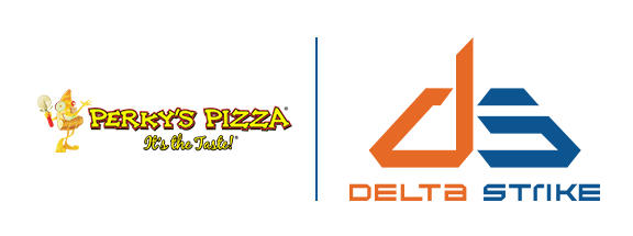 Perky's Pizza and Delta Strike - Laser Tag Equipment Supplier